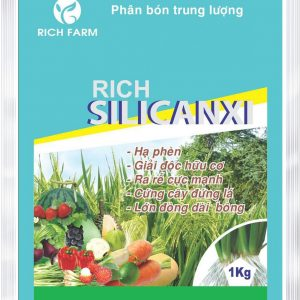 Phân bón Trung Lượng Rich Silicanxi